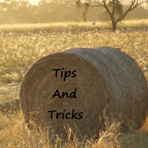 Make Feeding With Round Bales Easier