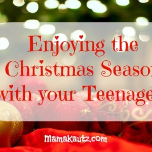Bucket List of Activities to do with your Teenager this Holiday Season