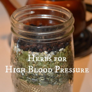 Herbs for High Blood Pressure