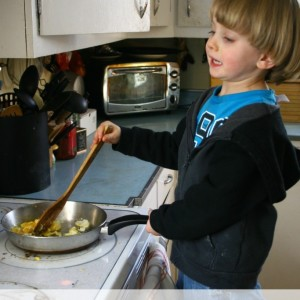 Why You Should Get Your Kids in the Kitchen