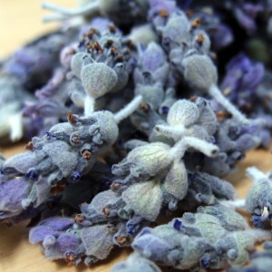 How I use lavender
