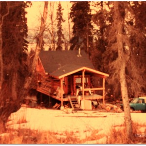 The History of Our Alaskan Cabin