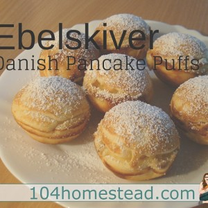 Ebelskiver Recipe Roundup