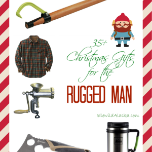 35+ Christmas Gifts for the Rugged Man