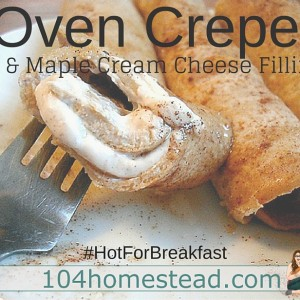 Oven Crepes Recipes