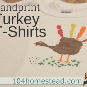 Handprint Turkey T-Shirts
