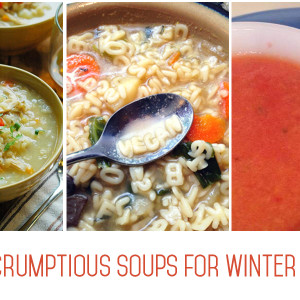 15 Scrumptious Soups for Winter