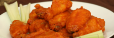 Restaurant Style Buffalo Wings