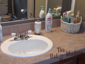 homemade bathroom cleaner - Homemade Bathroom Cleaner