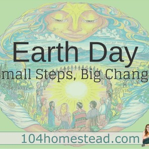 Earth Day: Small Steps to Big Change