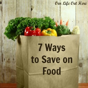 7 Tips For Saving on Groceries
