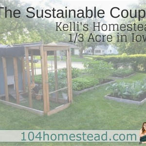 The Happy Sustainable Couple: Kelli's Story