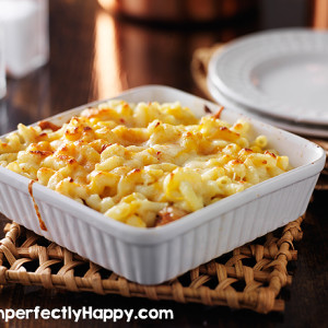 Easy All Natural Macaroni and Cheese