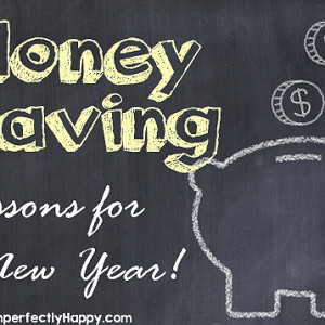 Money Saving Lessons for the New Year