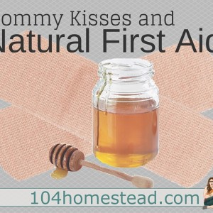 Mommy Kisses & Natural First Aid