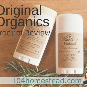 Original Organics {Product Review}