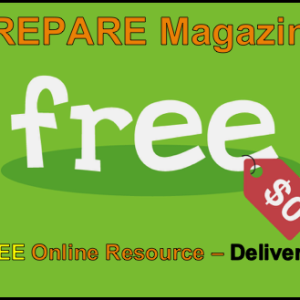 Prepare Magazine – A Free Resource Delivered!