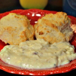 Sausage Gravy–Plus A Freezer Recipe