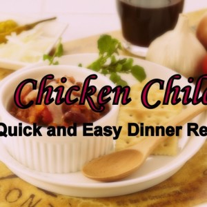 Chicken Chile makes a Hearty Dinner for Winter Evenings
