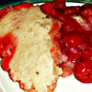 Easy Dutch Oven Cobbler