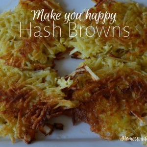 Hash Browns ~ Jeremy's Style
