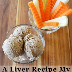 A Liver Pate Recipe My Kids Actually Like