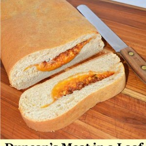 "Duncan's ""Meat in a Loaf"" Stuffed Sandwich Bread"