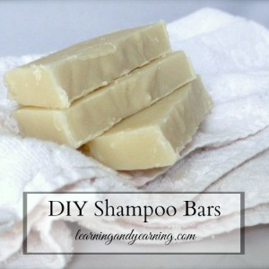 DIY Shampoo Bars