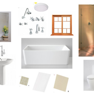 Designing the homestead bathroom