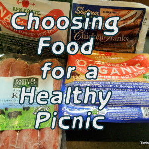 Choosing Foods for a Healthy Picnic