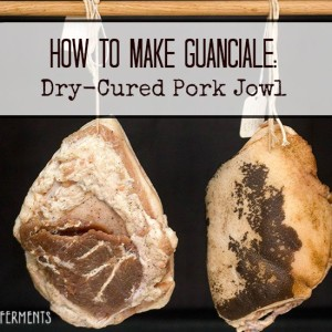 How to Make Guanciale