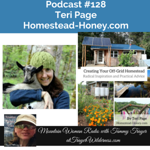 Podcast #128: Interview With Teri Page