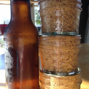 Beer Mustard: A Water Bath Canning Recipe