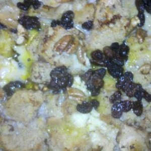 Homemade Bread Pudding Recipe
