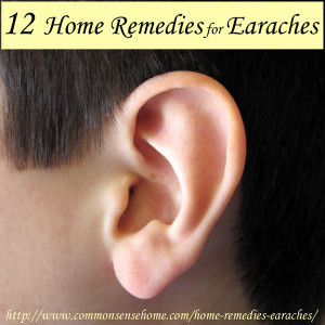 12 Home Remedies for Earaches