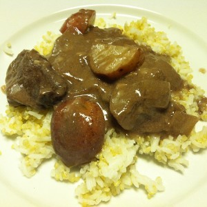 Venison Steak Diane Recipe