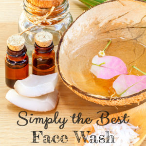Simply the Best Face Wash
