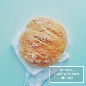 Learn to Make Simple Artisan Bread