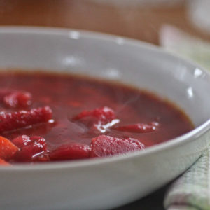 The Ultimate Borscht Recipe