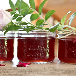 Home Canning: Rose Petal Jelly Recipe