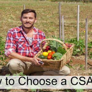 How to Choose The Perfect CSA