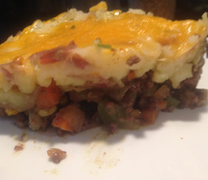 Venison Shepard's Pie (Hunter's Pie Recipe)
