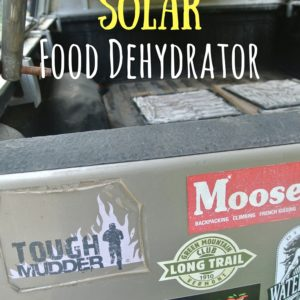 How to Make a Pick Up Truck Solar Dehydrator