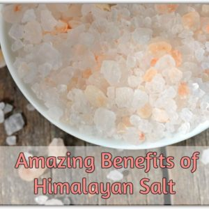 Amazing Benefits of Himalayan Salt