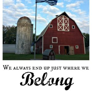 The Farm: Ending Up Where You Belong