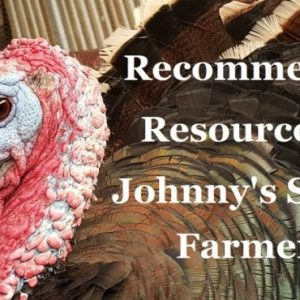 Recommended Resources by Johnny's Seeds Farmers