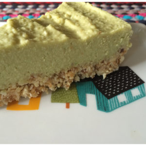Raw and Vegan Key Lime Pie