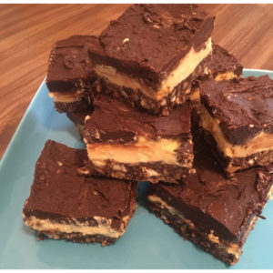 Vegan Nanaimo Bars