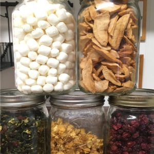 Jar Sealers To Help Keep Dehydrated Food