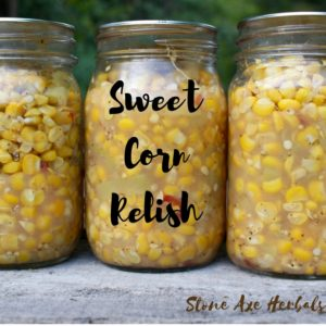 Corn Relish Recipe for Canning